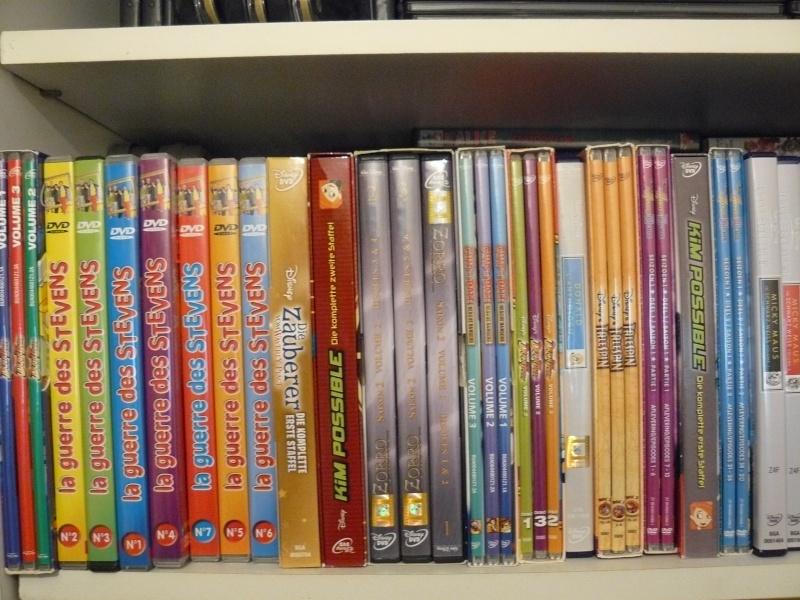 Postez les photos de votre collection de DVD et BrD Disney ! - Page 37 P1050726