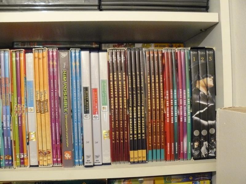 Postez les photos de votre collection de DVD et BrD Disney ! - Page 37 P1050727