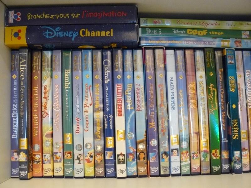 Postez les photos de votre collection de DVD et BrD Disney ! - Page 37 P1050728