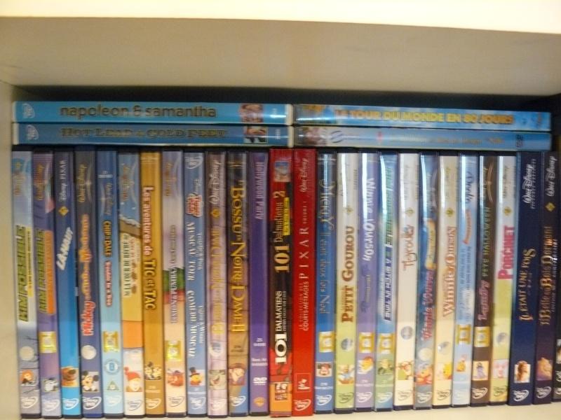 Postez les photos de votre collection de DVD et BrD Disney ! - Page 37 P1050730