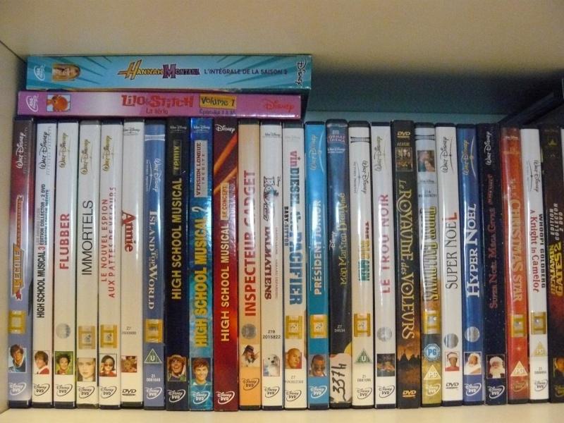 Postez les photos de votre collection de DVD et BrD Disney ! - Page 37 P1050732