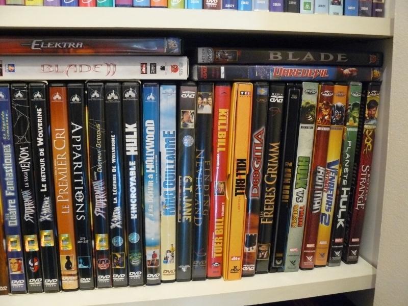 Postez les photos de votre collection de DVD et BrD Disney ! - Page 37 P1050735