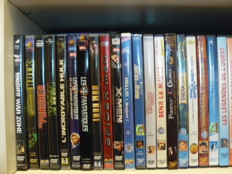 Postez les photos de votre collection de DVD et BrD Disney ! - Page 37 P1050741