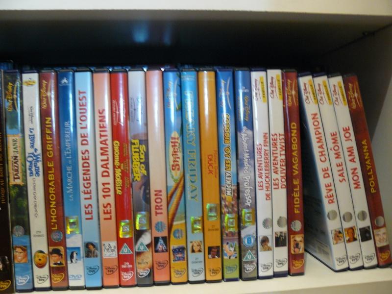 Postez les photos de votre collection de DVD et BrD Disney ! - Page 37 P1050742