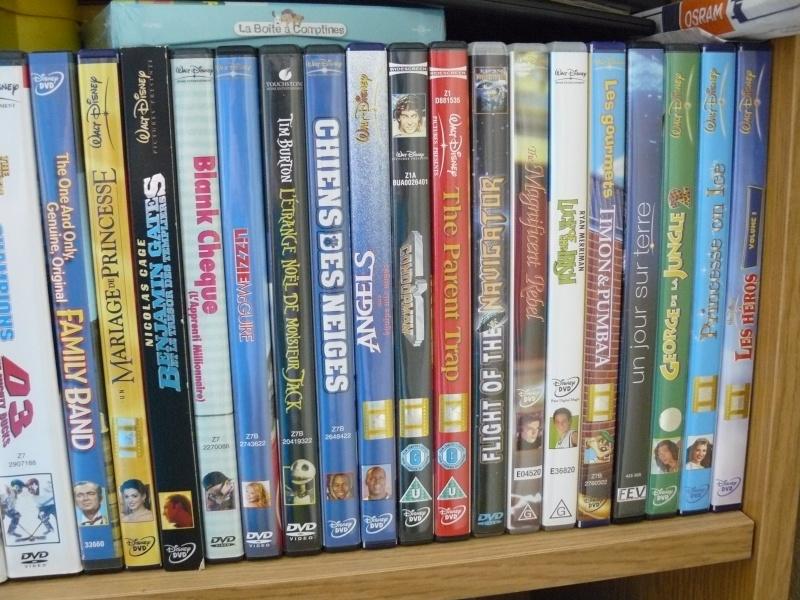 Postez les photos de votre collection de DVD et BrD Disney ! - Page 37 P1050745