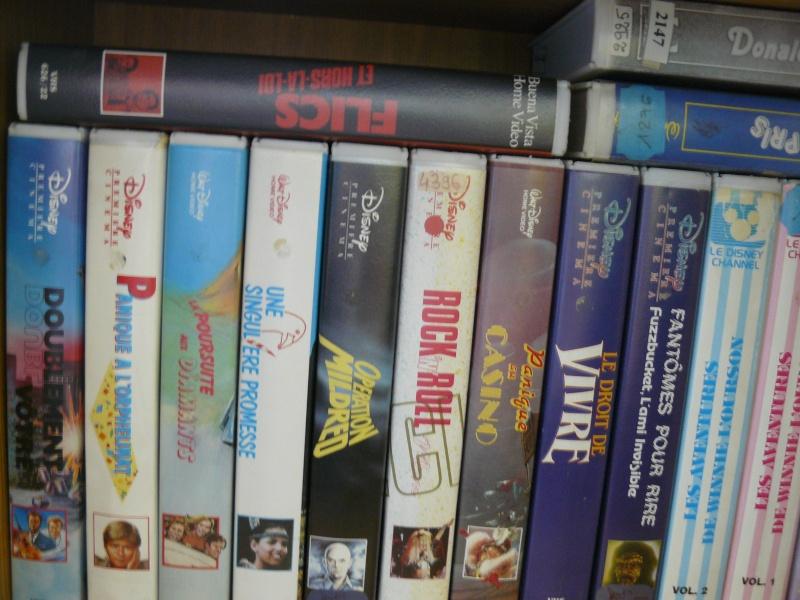Postez les photos de votre collection de DVD et BrD Disney ! - Page 37 P1050753