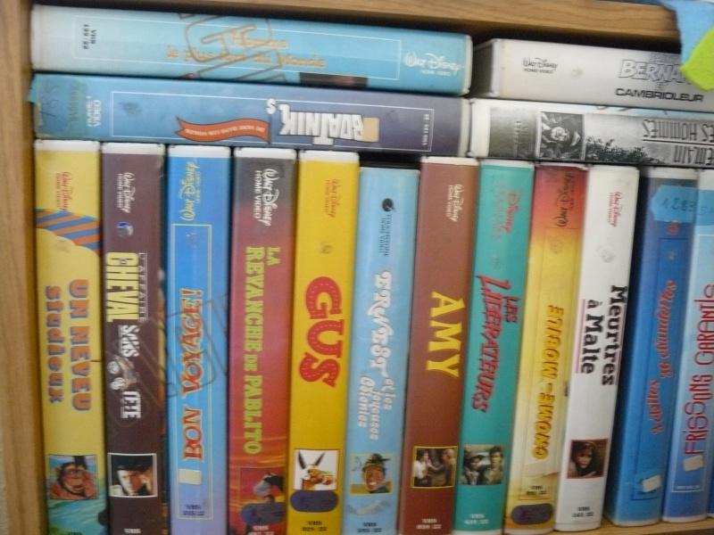 Postez les photos de votre collection de DVD et BrD Disney ! - Page 37 P1050756