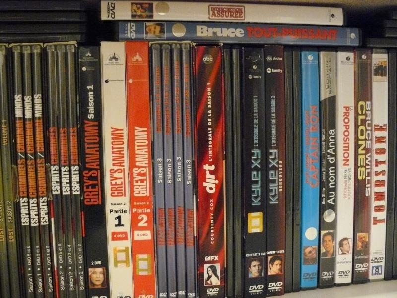 Postez les photos de votre collection de DVD et BrD Disney ! - Page 37 P1050811