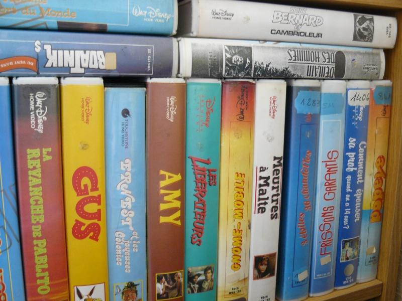 Postez les photos de votre collection de DVD et BrD Disney ! - Page 37 P1050812