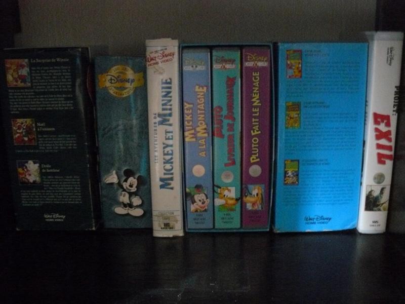 Postez les photos de votre collection de DVD et BrD Disney ! - Page 37 P1050813