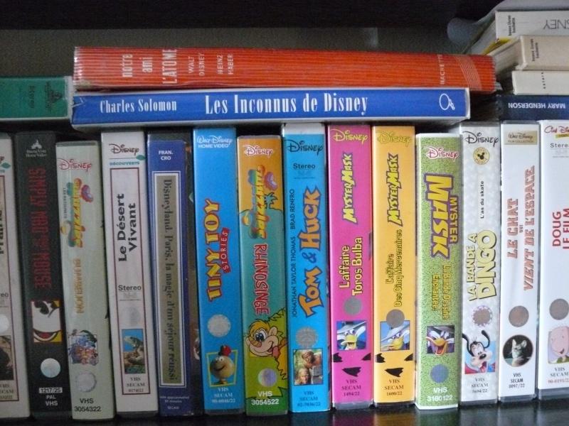 Postez les photos de votre collection de DVD et BrD Disney ! - Page 37 P1050815
