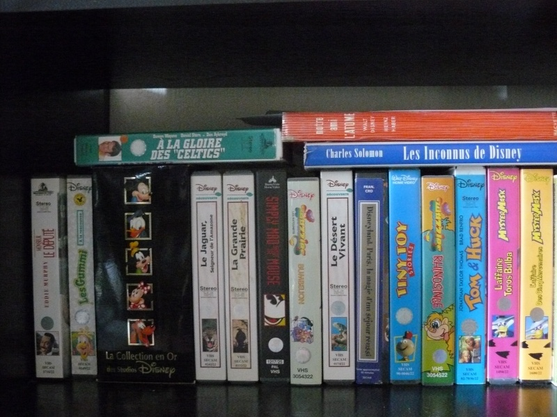 Postez les photos de votre collection de DVD et BrD Disney ! - Page 37 P1050816