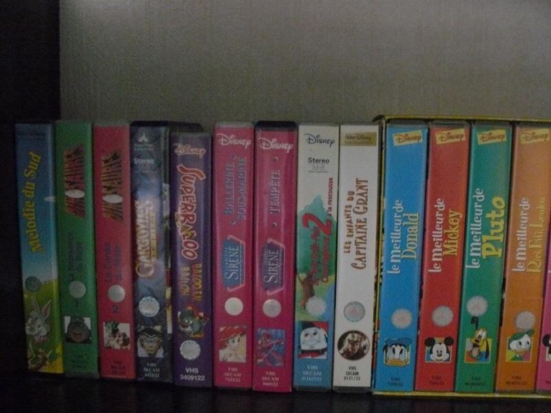 Postez les photos de votre collection de DVD et BrD Disney ! - Page 37 P1050818