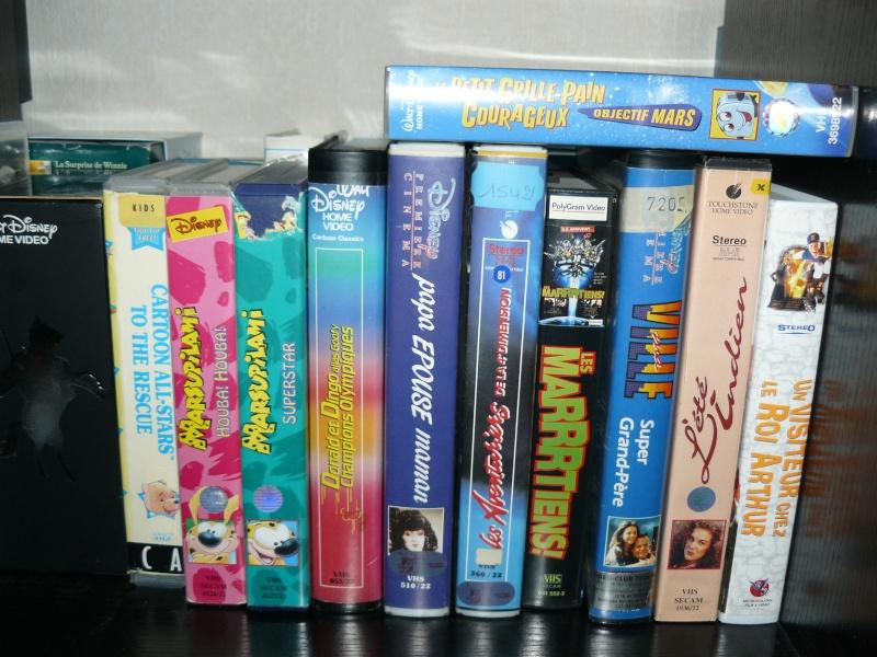 Postez les photos de votre collection de DVD et BrD Disney ! - Page 37 P1050822