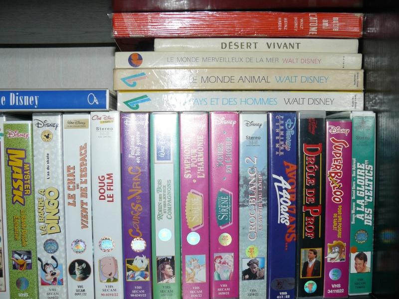 Postez les photos de votre collection de DVD et BrD Disney ! - Page 37 P1050824