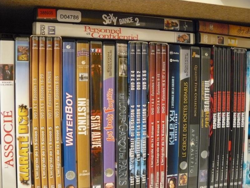 Postez les photos de votre collection de DVD et BrD Disney ! - Page 37 P1050826