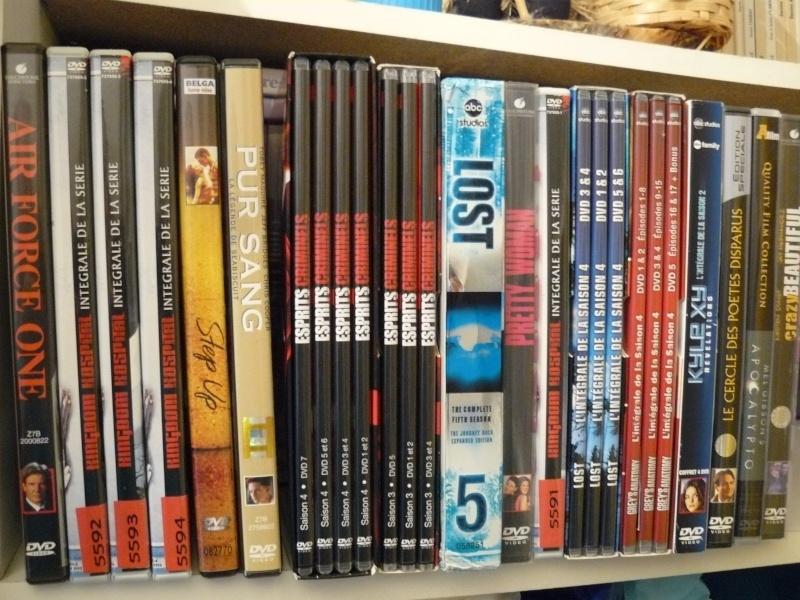 Postez les photos de votre collection de DVD et BrD Disney ! - Page 37 P1050827