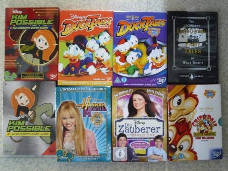 Postez les photos de votre collection de DVD et BrD Disney ! - Page 38 P1050840