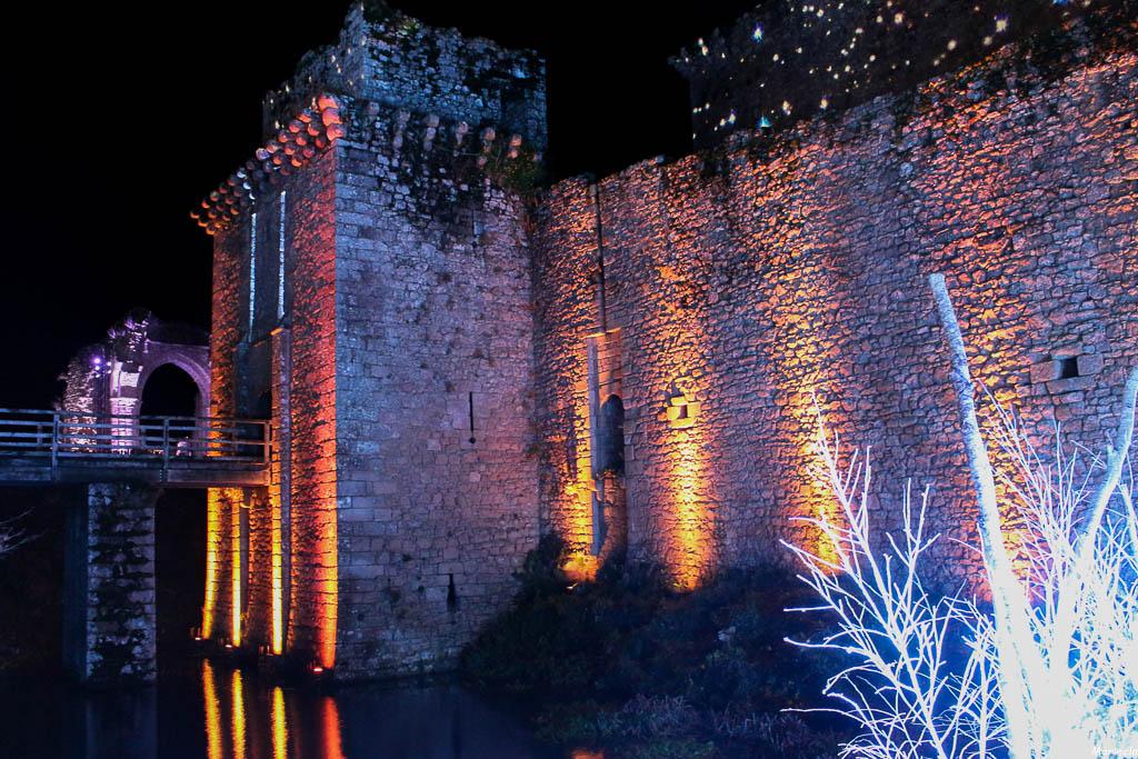 Le château.............la nuit tombée Img_2910