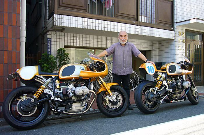 Ritmo Sereno : Racer BM R 80 entre autre  10-8-210