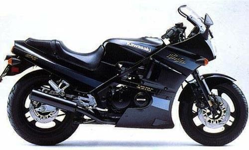 Kawasaki GPZ400R Kawasa16