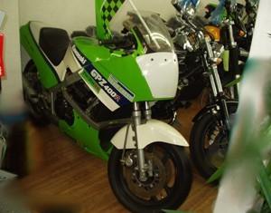 Kawasaki GPZ400R M_p10110