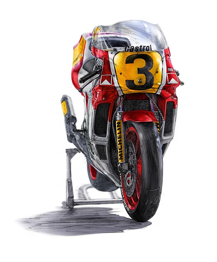Racer Vol.7  Yzr10