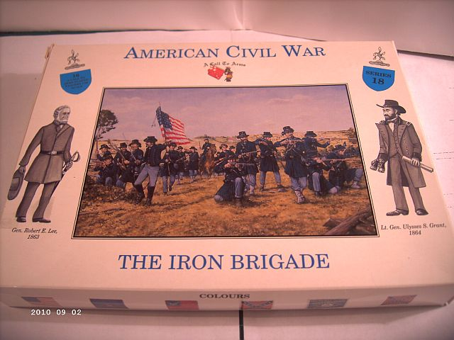 A call to arms 18 - Iron Brigade in 1/32 - Vorstellung 110