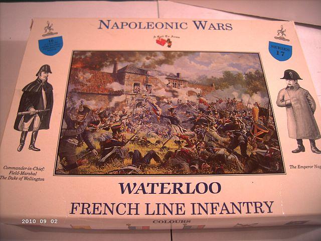 A call to arms 17 - Französische Linieninfanterie 1/32 - Vorstellung 111