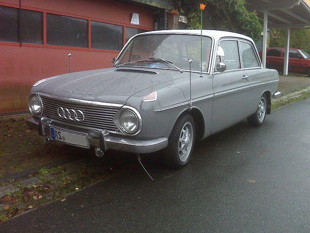 Auto Union / DKW F102 - Vorbildfotos  129