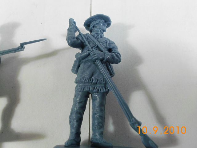 A call to arms 10 - Maryland Infanterie in 1/32 - Vorstellung 316