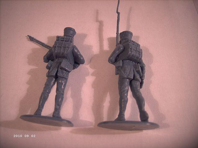 A call to arms 17 - Französische Linieninfanterie 1/32 - Vorstellung 411