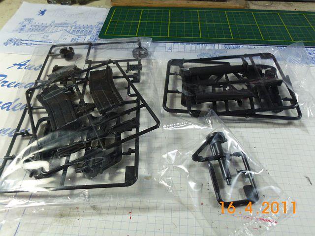 Trumpeter 01906 - Sturmgewehr M16M4 - Bausatz 1/3 - Vorstellung 433