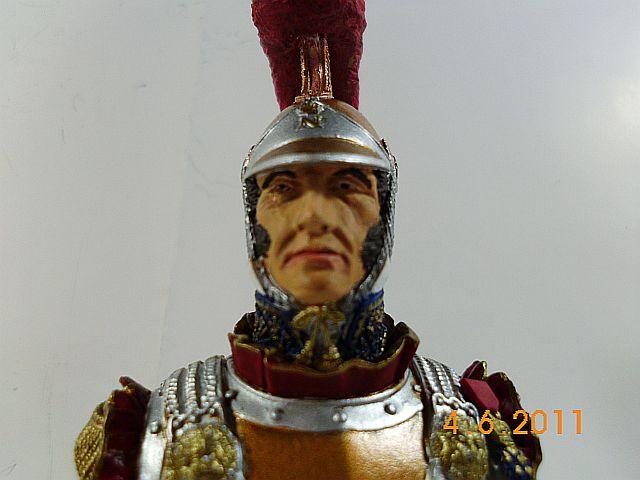 Verlinden 999 Büste eines Generals der Carabiner 1/9 Galeriebilder 5_tass10