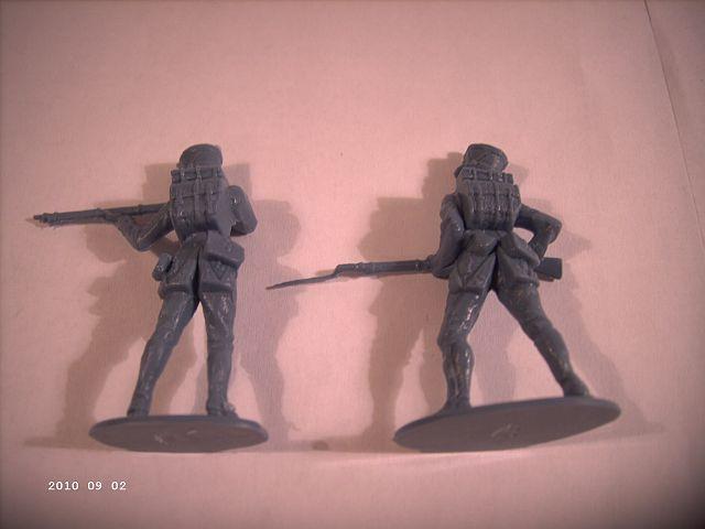 A call to arms 17 - Französische Linieninfanterie 1/32 - Vorstellung 611