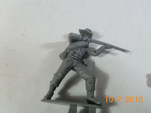 A call to arms 16 - Confederate Infantry in 1/32 - Vorstellung 613