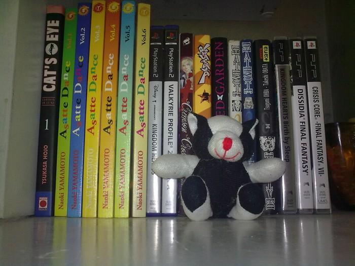 Galerie de Setsu ~¤ Mangas11