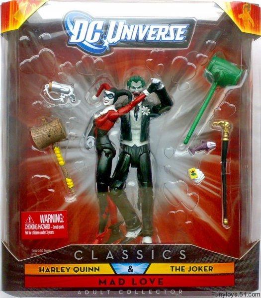 Joker y Harley 2 pack 0210