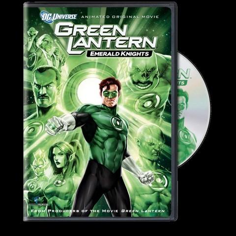Green Lantern: Emerald Knights  Greenl11