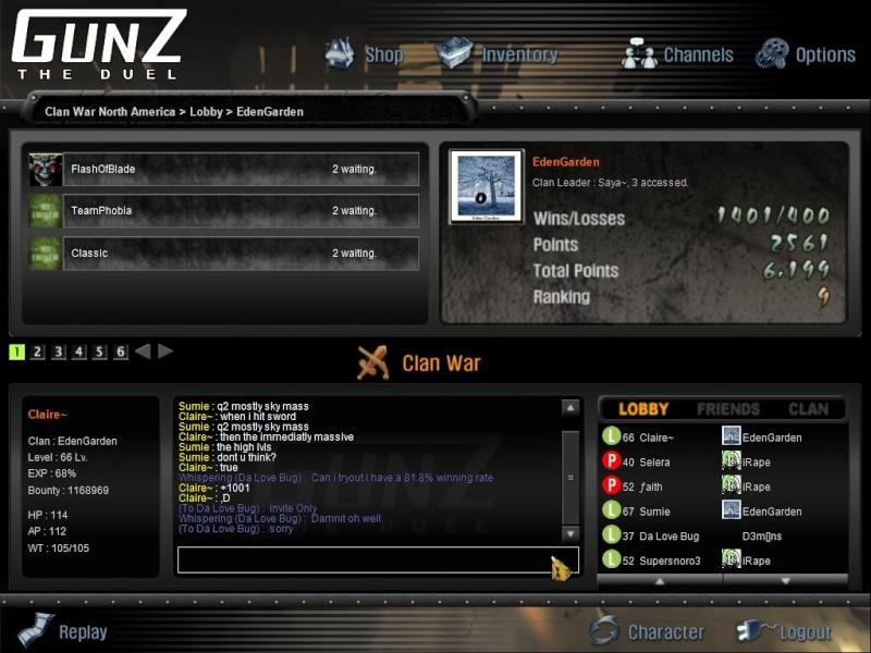 The story. Gunz5911