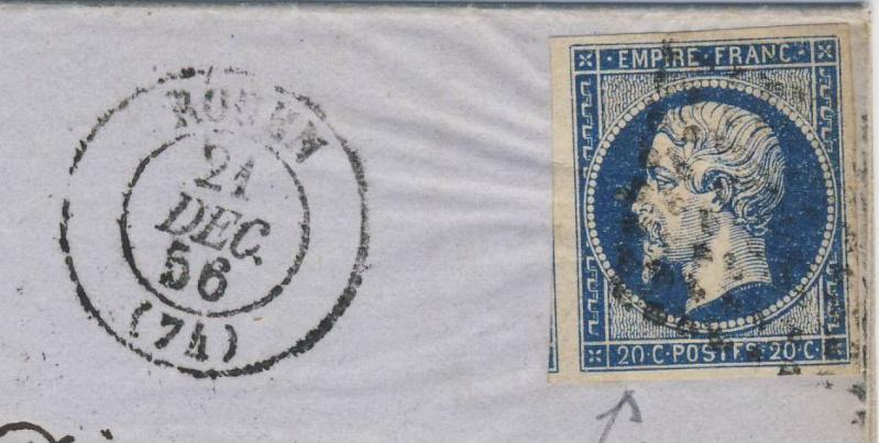 Empire français 20c nd : 2 en 1 Postfs10