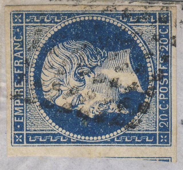 Empire français 20c nd : 2 en 1 Postfs11