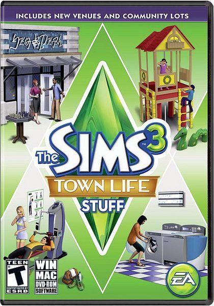 Les Sims™ 3 : Vie Citadine Kit Sims3t10