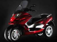 Quadro : Un scooter à 4 roues présenté à Milan  - Page 3 Quadro17