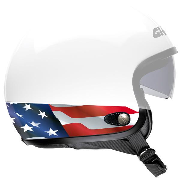 Changez le look de votre casque à votre guise. Z1865l10