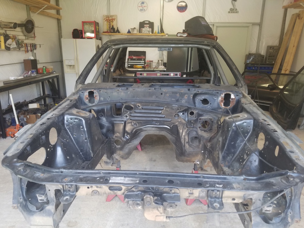 Bruno's 87 Mustang build - Page 2 87cage14