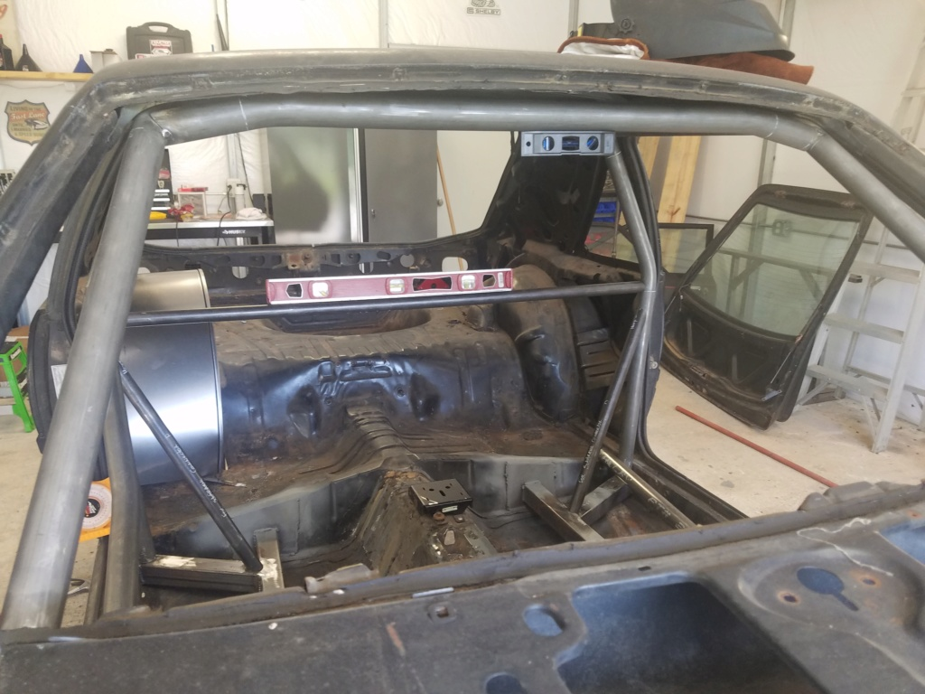 Bruno's 87 Mustang build - Page 2 87cage16