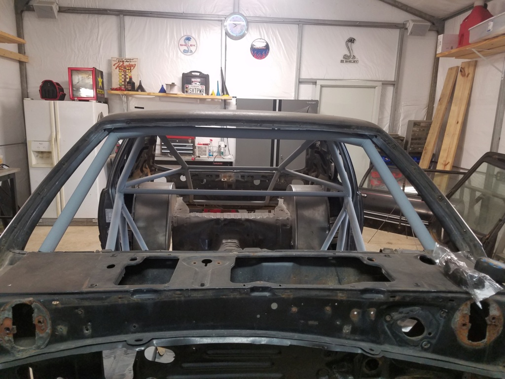 Bruno's 87 Mustang build - Page 3 87cage23