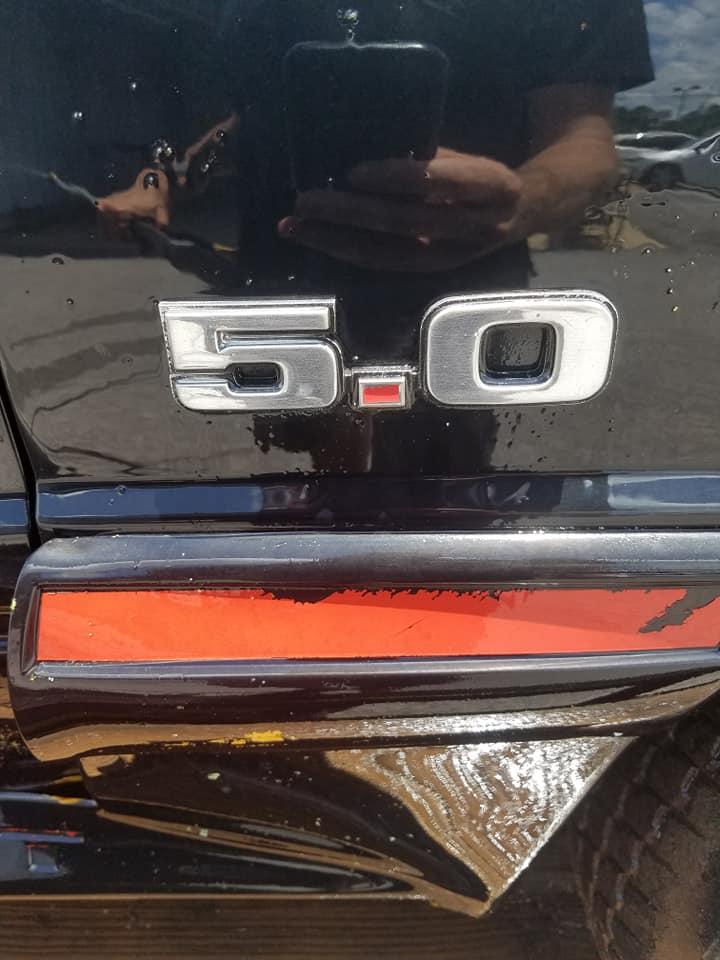 Bruno's 87 Mustang build 87must10