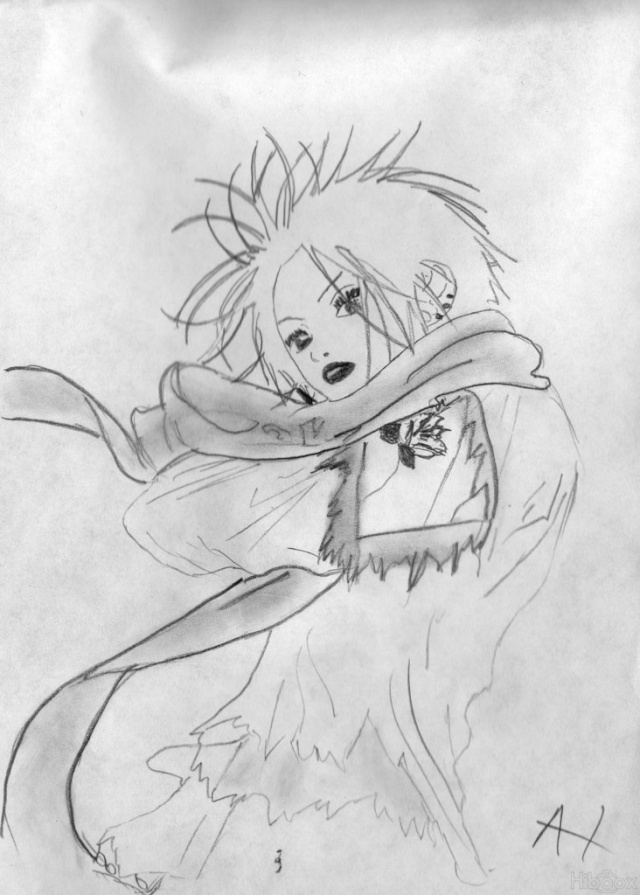 Crayon sur feuille x) 23e71110